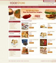 OSC020041 – Food Store