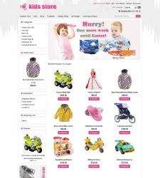 OSC020042 – Kids Store