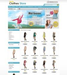 OSC020044 – Clothes Store