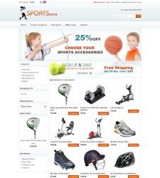 OSC030060 – Sports Store