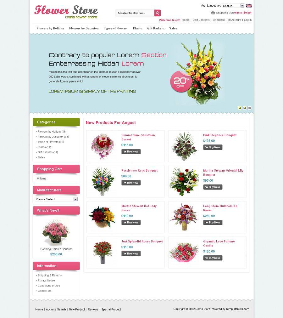 OSC030073 – Flower Store