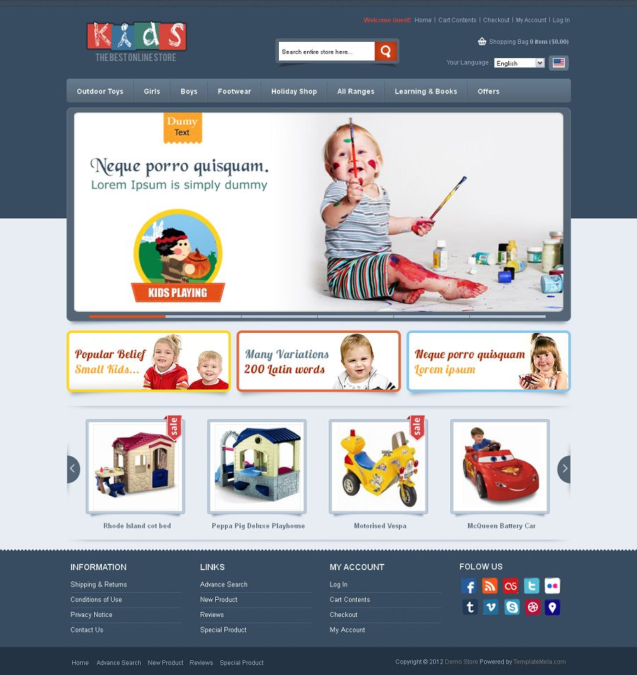 OSC040086 – Kids Store