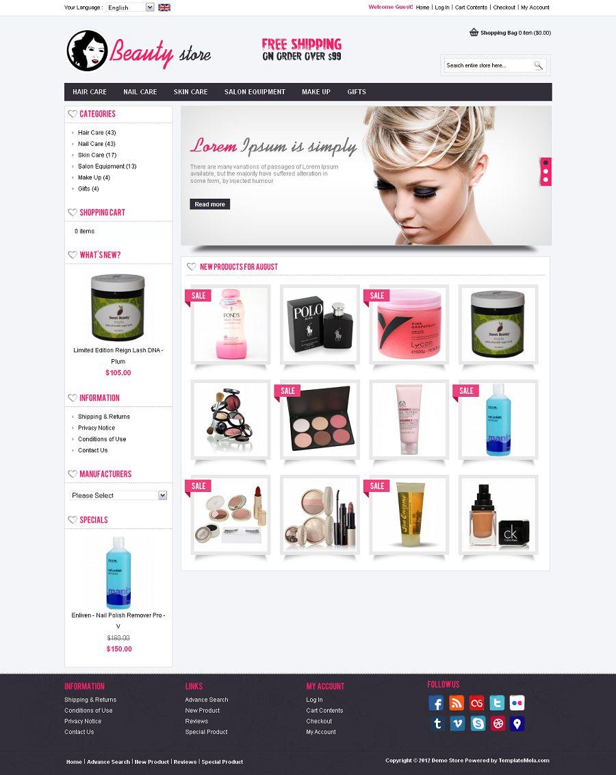 OSC040087 – Beauty Store