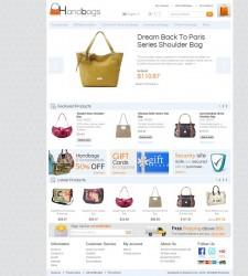 CS03C00546 – HandBag Store