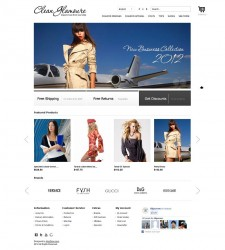 OC15430010 – Fashion Store