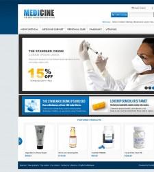 PRS050102 – Medical Shop
