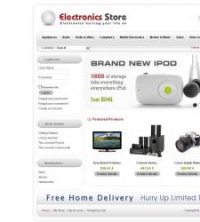 VTM010003 – Electronics Store