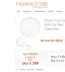 VTM010007 – Fashion Store