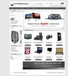 VTM010010 – Electronics Store