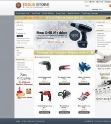 VTM010016 – Tools Store