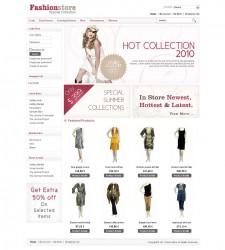 VTM010019 – Fashion Store