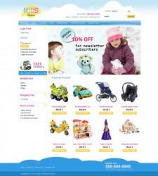 VTM020043 – Kids Store