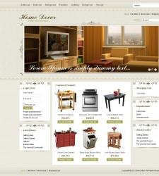 VTM020048 – Furniture Store