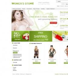 VTM020050 – Women's Store