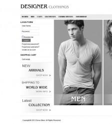 VTM030053 – Clothes Store