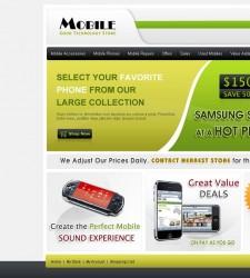 VTM030055 – Mobile Shop