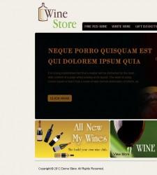VTM030058 – Wine Shop