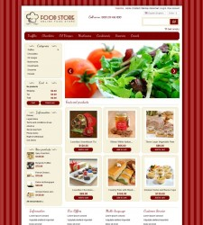 PRS050117 – Food Store
