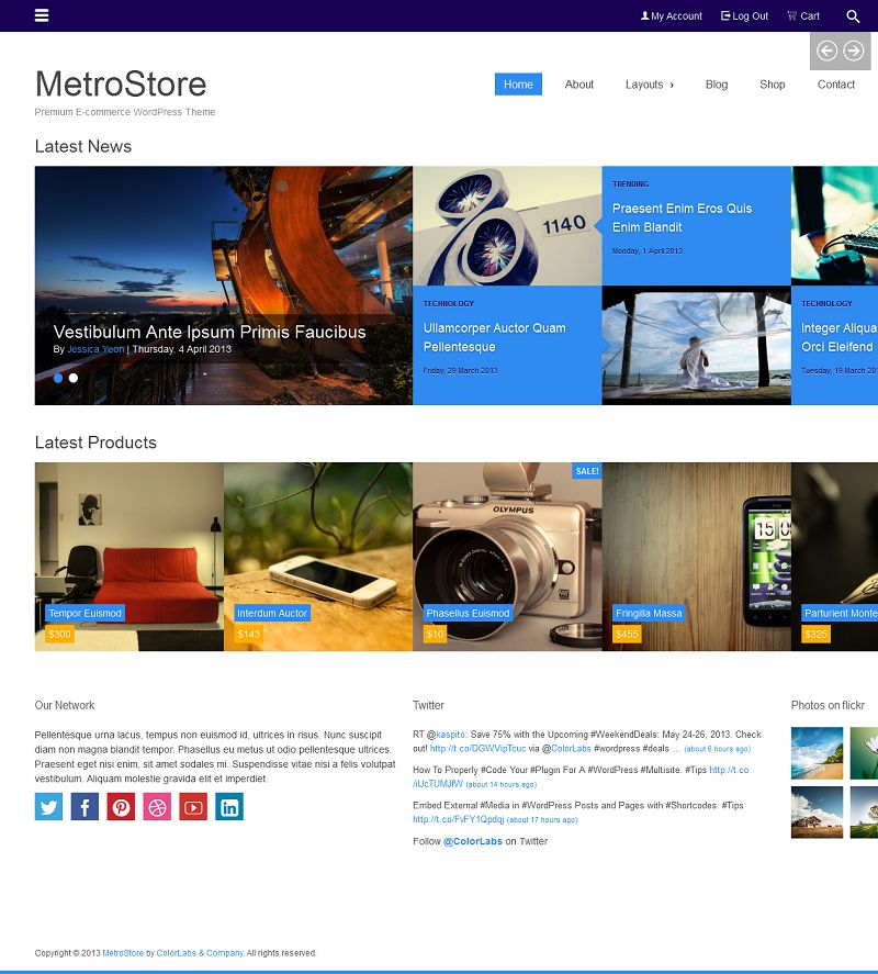 MetroStore