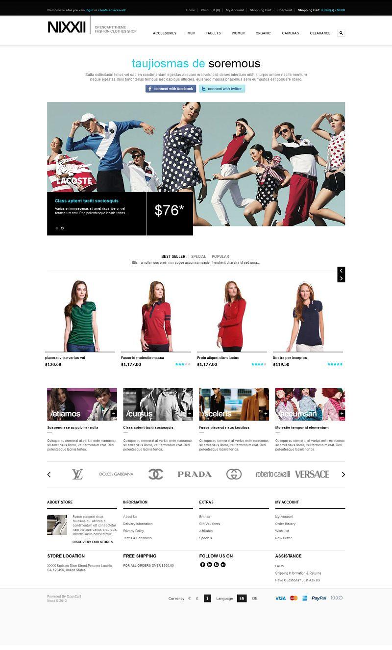 Nixxii – Fashion Store