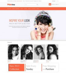OPC050124 – Fashion Store