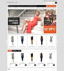 OPC060129 – Fashion Store