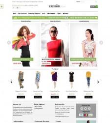 OPC060130 – Fashion Store