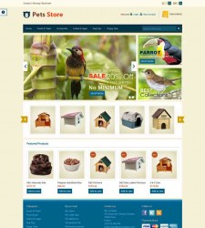 PRS050122 – Pet Store