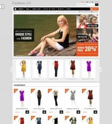 PRS050123 – Fashion Store