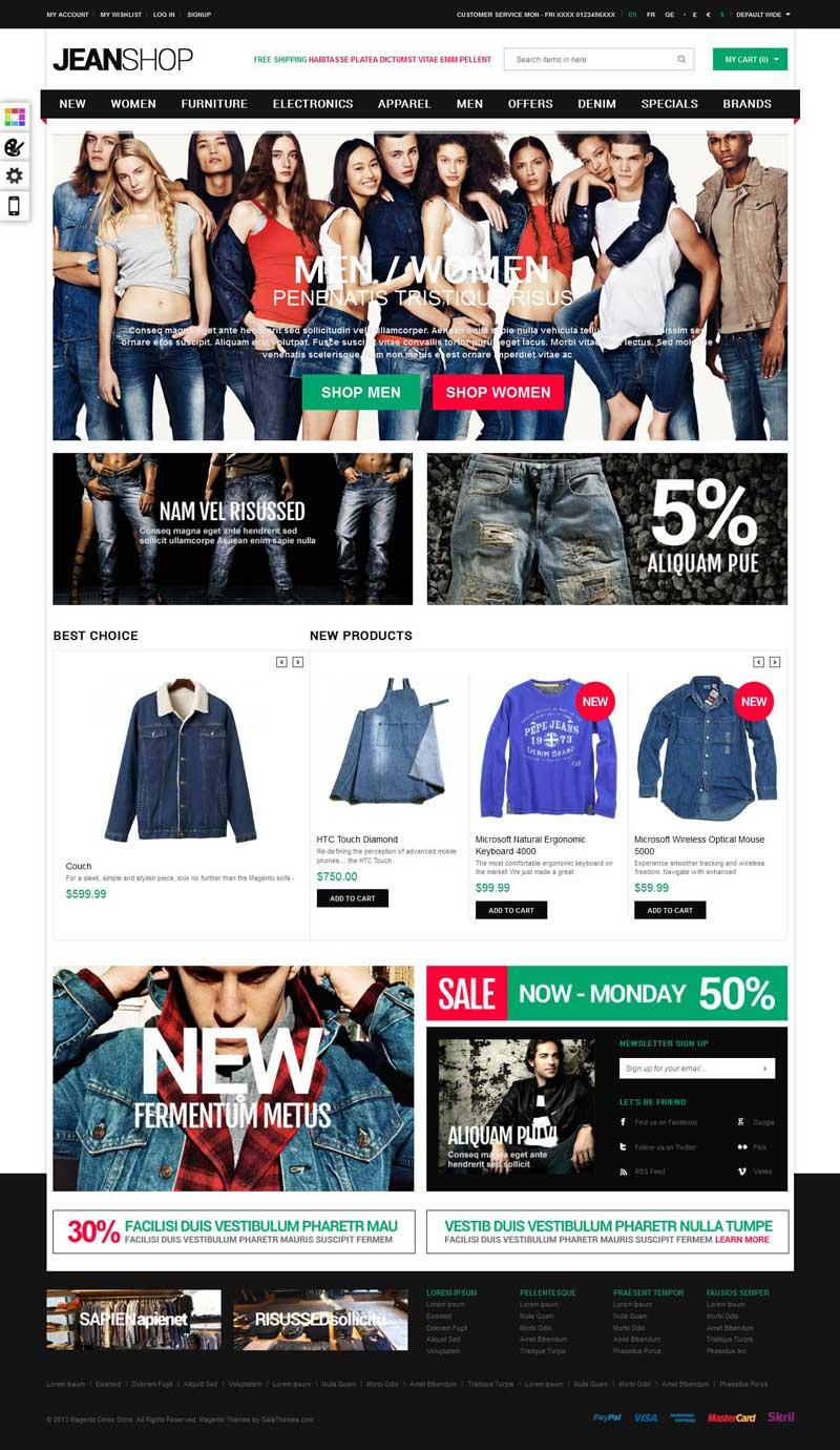 Gala Jean Shop