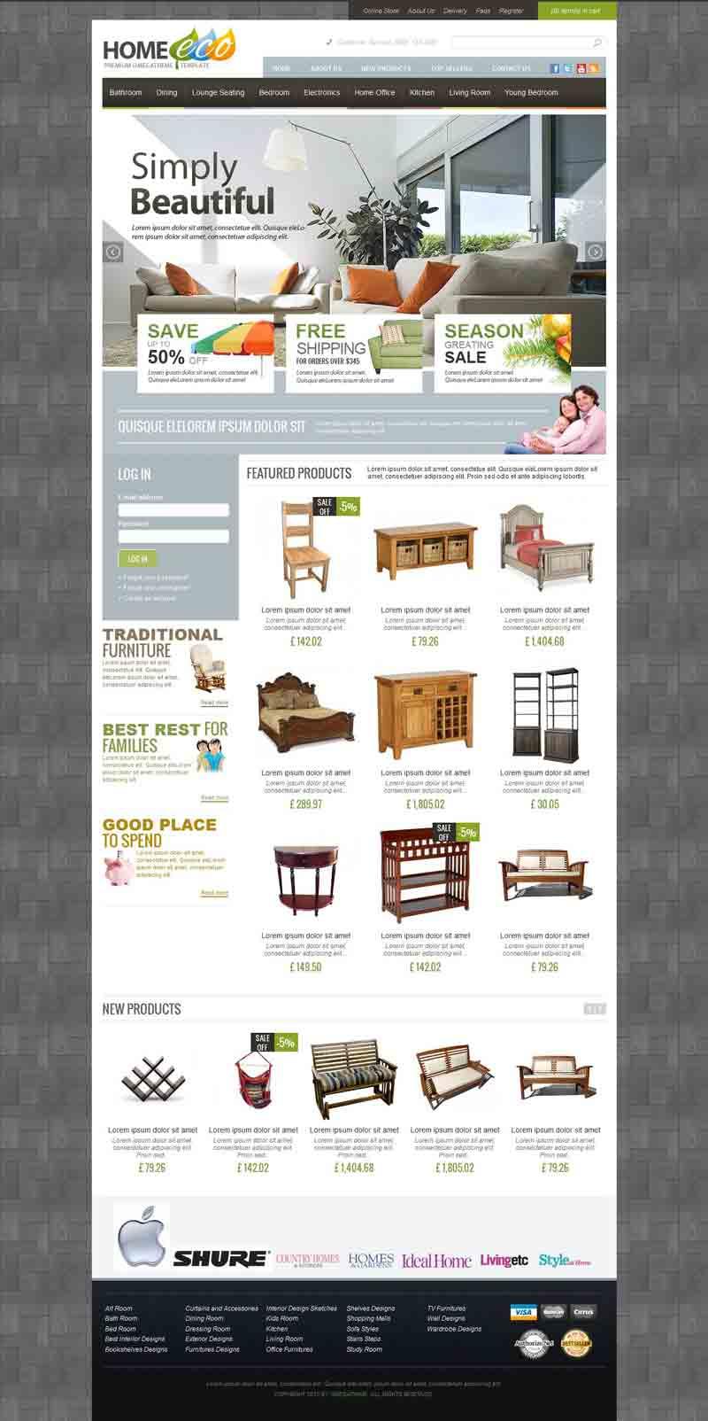 OT HomeEco Furniture
