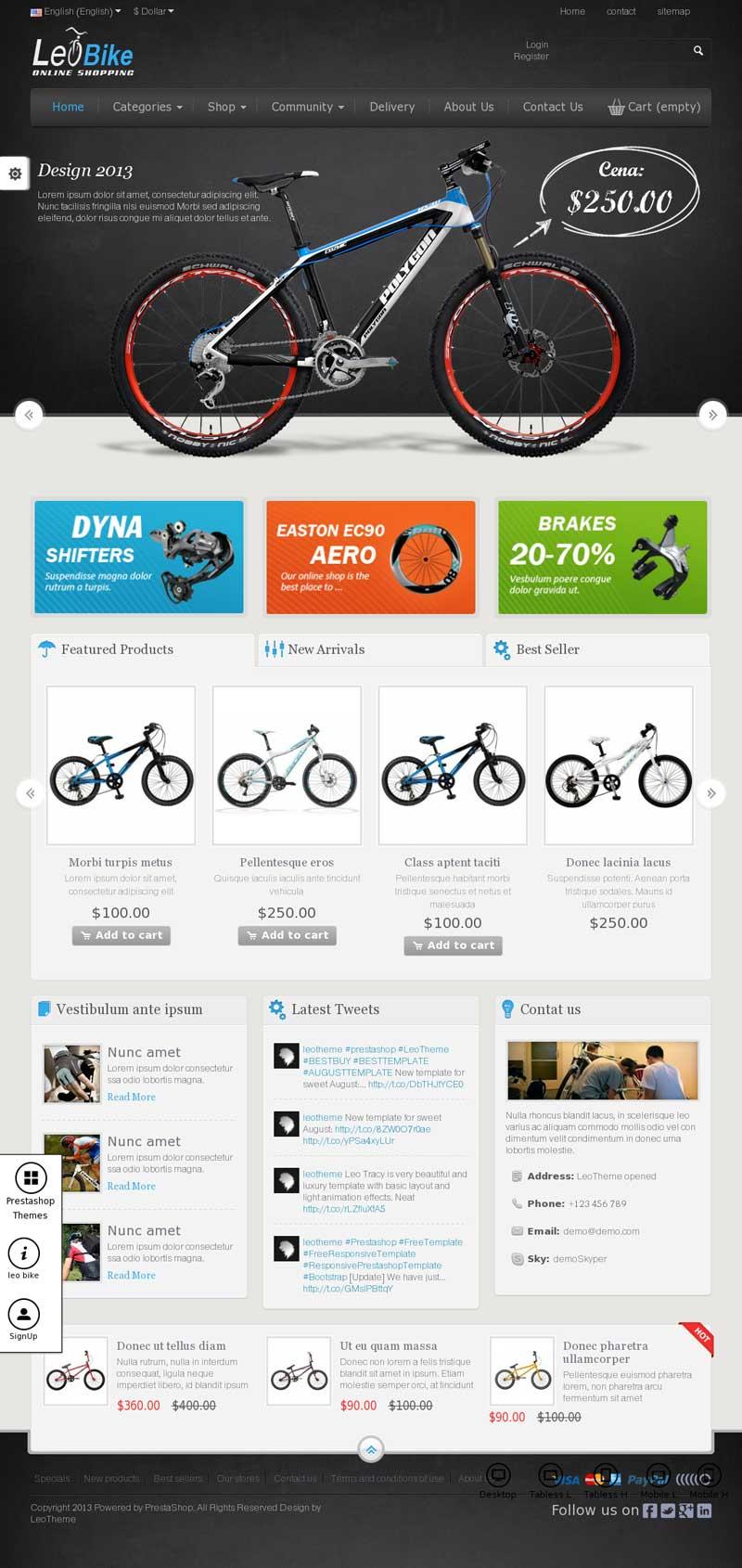 Leo Bike