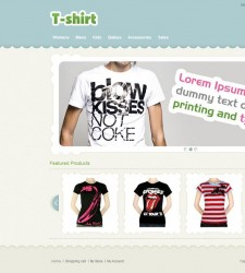 VTM030074 – T-Shirt Store