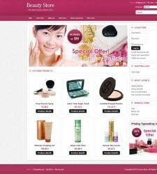 VTM030075 – Beauty Store