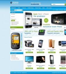 VTM040083 – Electronics Store