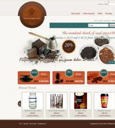 VTM040085 – Chocolate Store