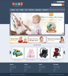 VTM040086 – Kids Store