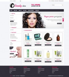 VTM040087 – Beauty Store