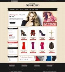 VTM040094 – Fashion Store
