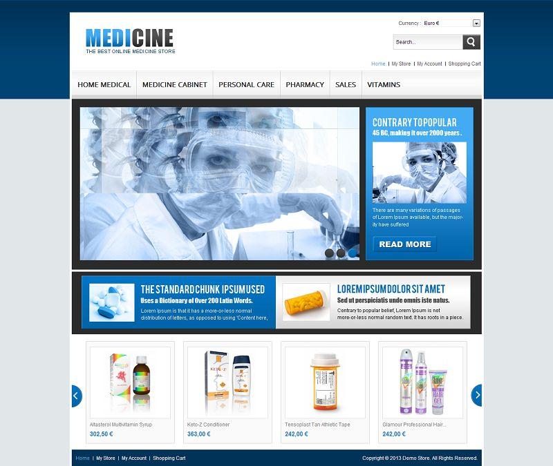 VTM040095 – Medical Shop