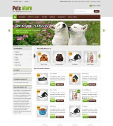 MAG090164 – Pet Store
