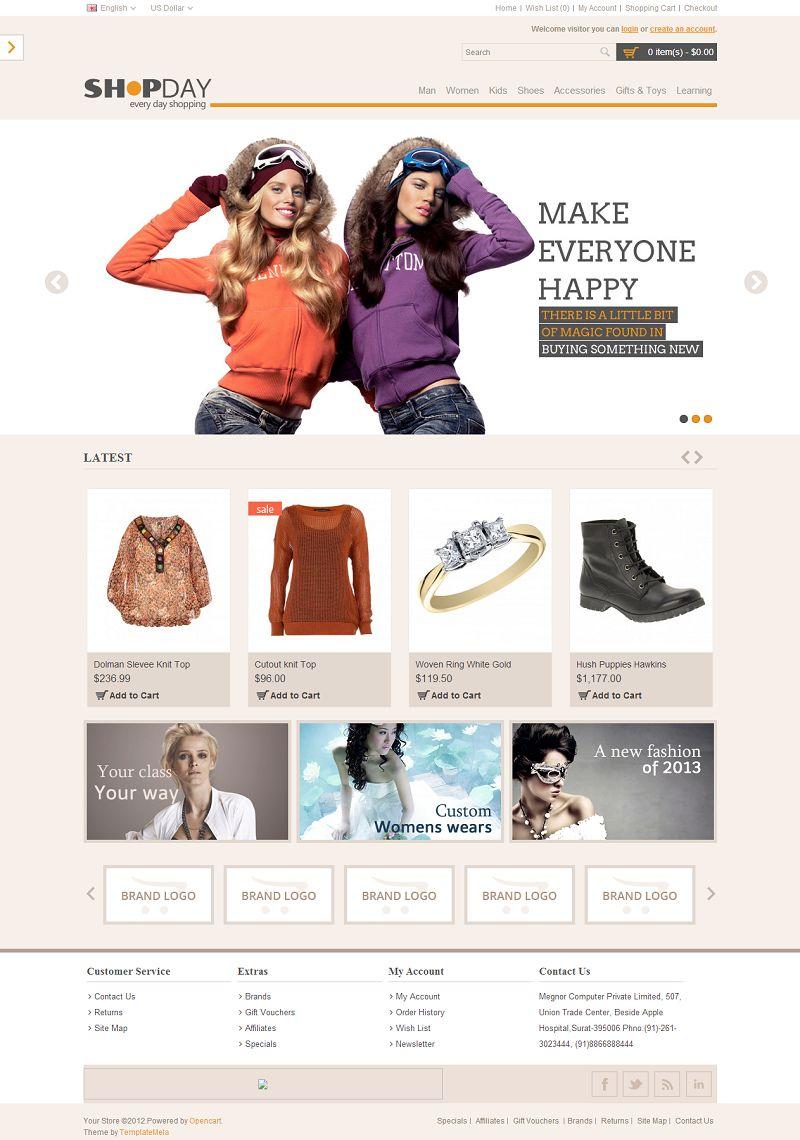 OPC060135 – Fashion Store