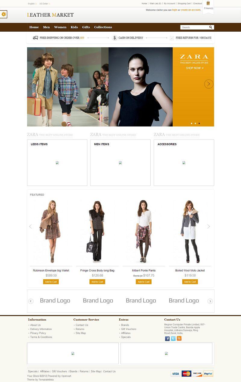 OPC060142 – Bag Store