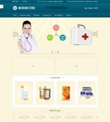 OPC060143 – Medicine Store