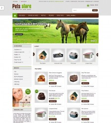 OPC070153 – Pet Store