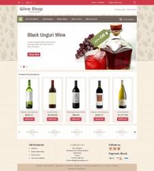 PRS060128 – Wine Shop