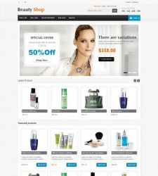 PRS060130 – Beauty Store