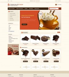 PRS060131 – Chocolate Store