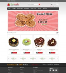 PRS060132 – Cake Store