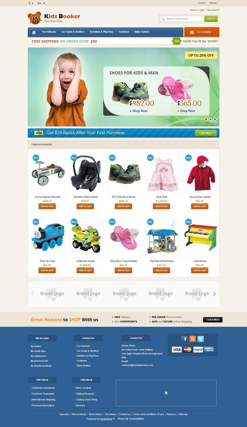PRS060134 – Kids Store